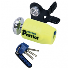 Patriot Disc lock-extended pin OF41
