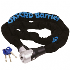1.5m Barrier Chain - black OF163