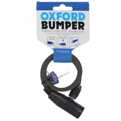 Bumper cable lock Smoke 6mm x 600mm OF02